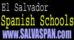 Study Spanish while you surf El Salvador!